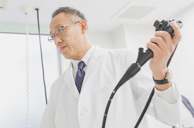 内視鏡検査(胃カメラ検査)